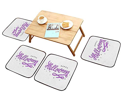 (Chair padchair pad seat cushionVector Realistic Isolated Typography for Halloween and Spiders with Thin line Art Design for Decoration and co 16