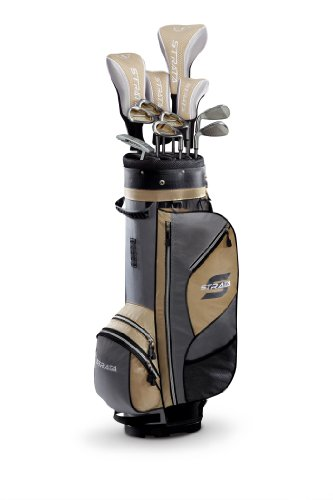 Callaway Women's Strata Plus Complete Golf Club Set with Bag (16-Piece), Right Hand