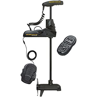 Minn Kota 1358932 Ulterra 112 45 Shaft Length 112 lbs Thrust 36V Trolling Motor with i-Pilot & Bluetooth