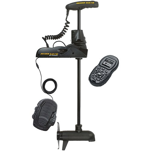 "Minn Kota Ulterra 112 45"" Shaft Length 112 lbs Thrust 36V Trolling Motor with i-Pilot & Bluetooth"