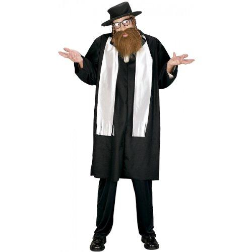 Rabbi Adult Costume - Standard -