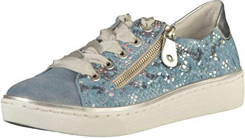 Remonte Ladies Stringate Blu