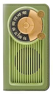 Innovedesire Vintage Bakelite Radio Green Caso del Tirón ...