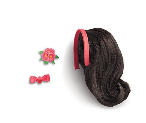 American Girl Melody's Hairstyling Set
