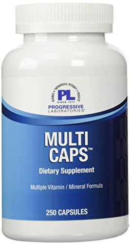 Progressive Labs Multi Capsules, 250 Count
