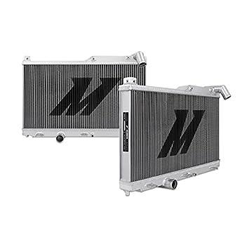 mishimoto mmrad-uni-25 Radiador de aluminio universal Performance