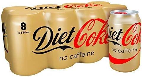 caffeine free diet coke keeps me awake