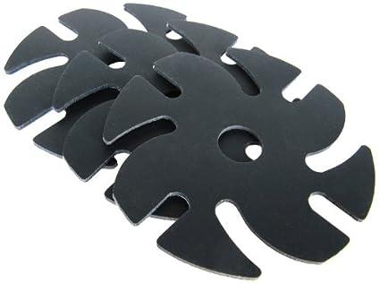 JoolTool Ninja cojín respaldo, 3 cm de diámetro (Pack de 3 ...
