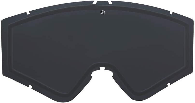 Ski /& Snowboard Electric California Ecran de Masque Jet Black Mixte EG2.5 Lens