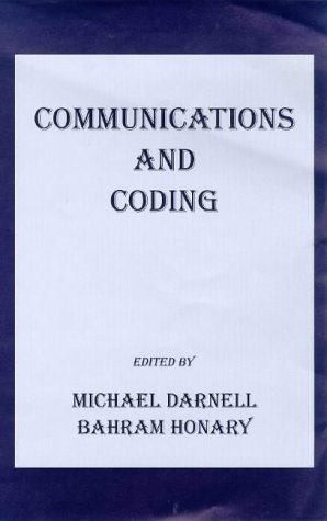 Communications and Coding (Electronic & Electrical Engineering Research Stuides. Communications systemS, Techniques,