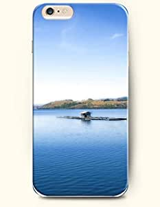 iPhone 6 Case 4.7 Inches Sea and Beach - Hard Back Plastic Phone Cover OOFIT Authentic by supermalls