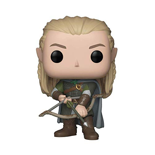 Pop! Vinyl Lord of The Rings/Hobbit Legolas