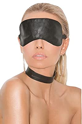 Soft and Smooth Leather Choker