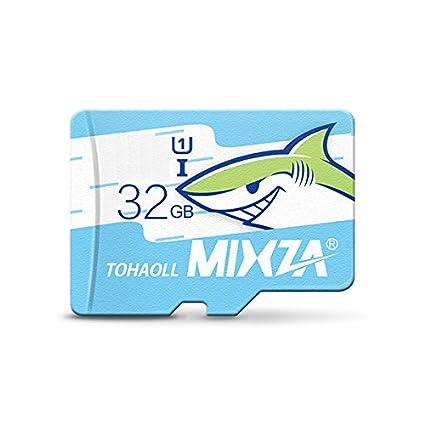 MYAMIA Tarjeta De Memoria De La Edición del Tiburón 32Gb TF ...