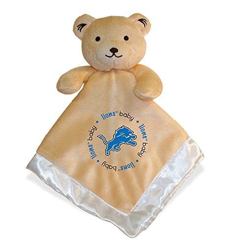 Baby Fanatic Security Bear - Detroit Lions Team Colors