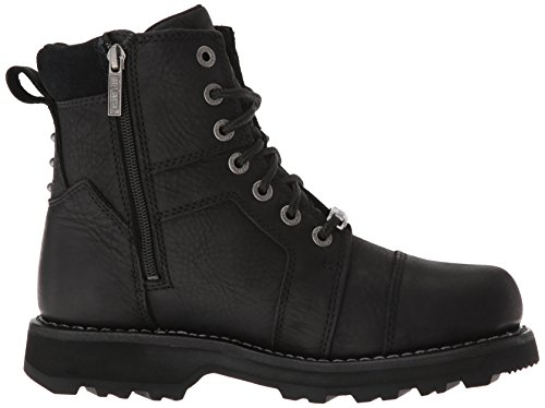 Oakleigh Women's Black Davidson Motorcycle Boot Harley aEq05wS