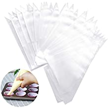 200 Pcs Disposable Pastry Bag Pastry Decorating Bags Icing Piping Bag