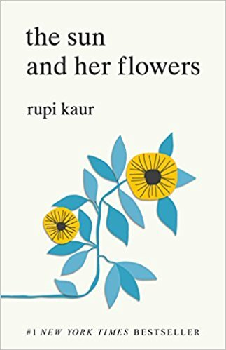 [By Rupi Kaur] The Sun and Her Flowers (Paperback)【2017】by Rupi Kaur (Author) (Paperback) [1875]