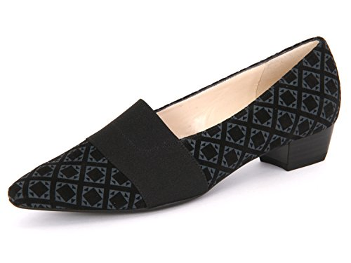 Mujeres Zapatos de tacón Fumo Tie gris, (Fumo Tie) 22615-339