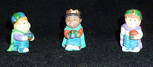 HALLMARK Three Wee Kings Merry Miniatures 1997