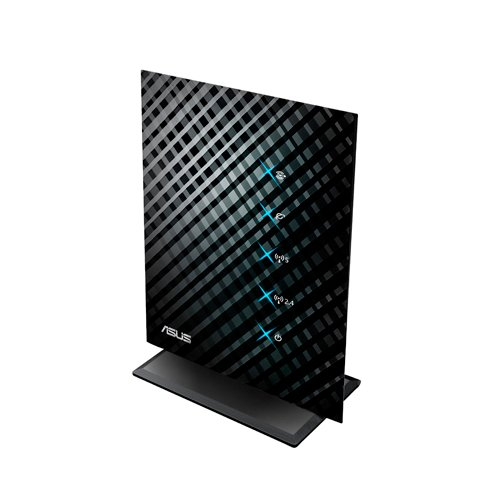 Asus Dual Band Wireless-N 600 SOHO Router, Fast Ethernet, 8 Guest SSID, Parental Access Time Control (RT-N53) by...