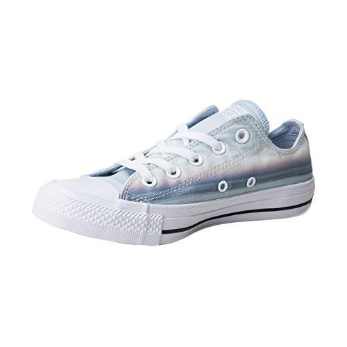 Converse All Star Ox Women Sneakers Blue Blue Graniet Bruinvis