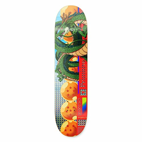 Primitive Dragon Ball Z Shenron Cell Skateboard Deck 7.8'' by Primitive (Image #1)