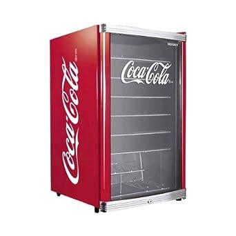 Husky HUS-HC 166 Flaschenkühlschrank Coca-Cola / A+ / 83,5 cm Höhe ...
