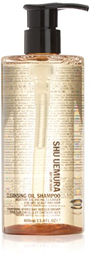 Shu Uemura Moisture Balancing Cleansing Oil Shampoo for Dry Scalp and Hair 13.4 oz