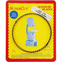 """SuperCut B82H12T3 Hawc Pro Resaw Bandsaw Blades, 82"""" Long - 1/2"""" Width; 3 Tooth; 0.025"""" Thickness"""