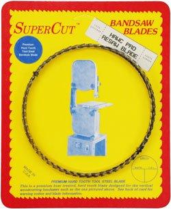 - SuperCut B82H12T3 Hawc Pro Resaw Bandsaw Blade, 82