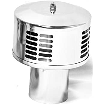 Amazon Com 269804 4 Quot High Wind Cap B Vent Home Amp Kitchen