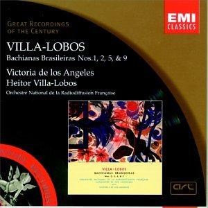 Villa-Lobos: Bachianas Brasileiras Nos. 1, 2, 5 & 9