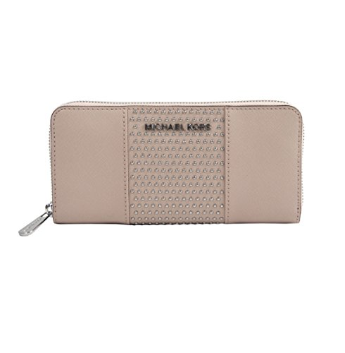 Michael Kors Ballet Saffiano Leather Microstud Travel Wallet by Michael Kors