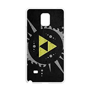 Happy Triforce Cell Phone Case for Samsung Galaxy Note4