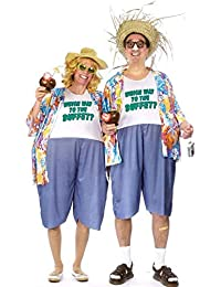 Tacky Traveler Adult Costume-