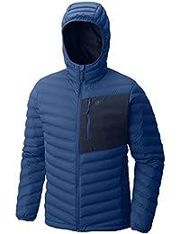 StretchDown Hooded Jacket - Men's