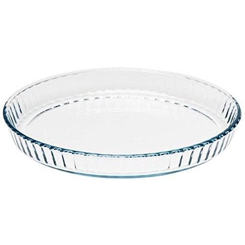Comercial del horno a la mesa cristal molde para quiche (270 mm ...