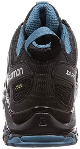 Black 3D XA Laufschuhe Gore Nocturne AW18 Salomon Trail Pro TEX TzxqS6w