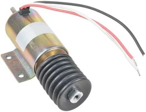 MURPHY 55700221 DIESEL ENGINES RAREELECTRICAL NEW FUEL SHUT-OFF SOLENOID REPLACEMENT FOR F.W