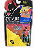 (US) Kenner DC Comics Batman: The Animated Series Robin (with Turbo Glider) Action Figure 4.5 Inches