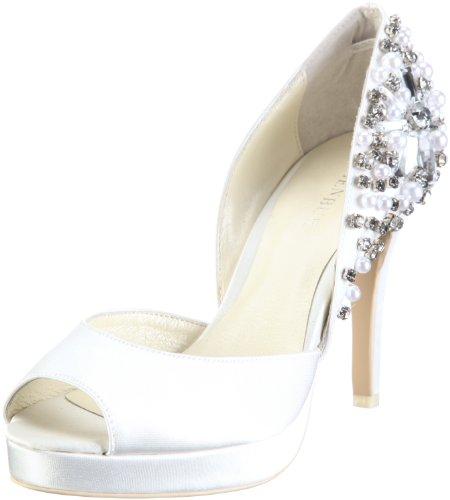 Menbur Wedding Women's Talo Bridal Ivory THOBXKer