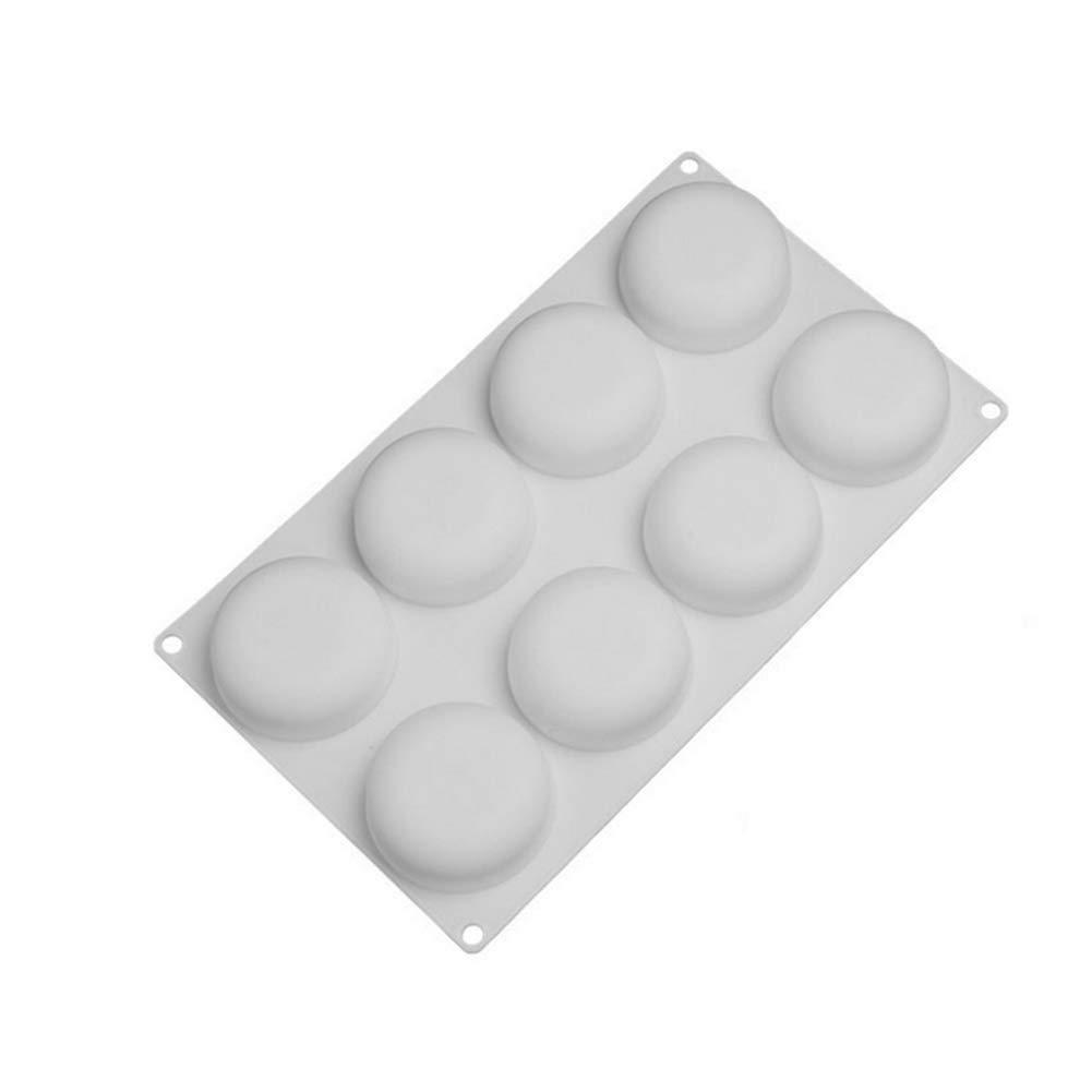 Romote silicona trufas de chocolate Pastel de molde para Postres Pasteles de caramelo antiadherente sartenes decoració n de pasteles
