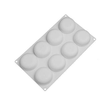 Romote silicona trufas de chocolate Pastel de molde para Postres Pasteles de caramelo antiadherente sartenes decoración