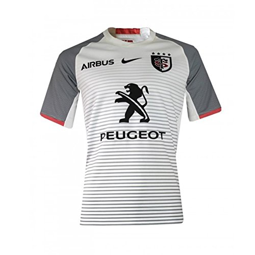 5f7946a57 Nike Toulouse Away Rugby Jersey 17 18  Amazon.co.uk  Sports   Outdoors