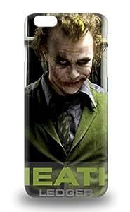 Iphone 6 Plus Heath Ledger Australia Male Schiff Batman Begins 2 Tpu Silicone Gel 3D PC Case Cover. Fits Iphone 6 Plus ( Custom Picture iPhone 6, iPhone 6 PLUS, iPhone 5, iPhone 5S, iPhone 5C, iPhone 4, iPhone 4S,Galaxy S6,Galaxy S5,Galaxy S4,Galaxy S3,Note 3,iPad Mini-Mini 2,iPad Air )