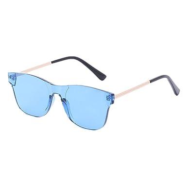 Wiffe Gafas de sol, modernas, sin bordes, retro, lujo, UV400 ...