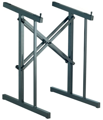 K&M Stands 42040.000.55 Mixer stand - black by K&M Stands