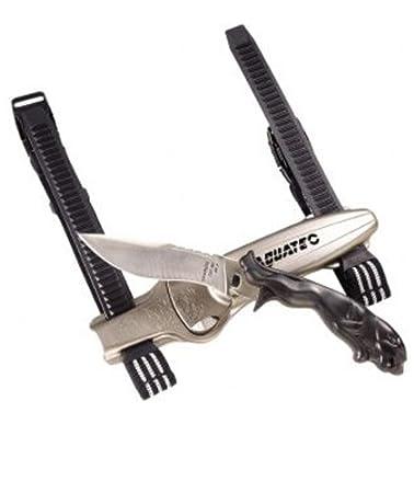 Amazon.com: Aquatec Leopard cuchillo: Sports & Outdoors