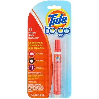 (Tide to Go Instant Stain Remover 0.33 oz (Pack of 3))